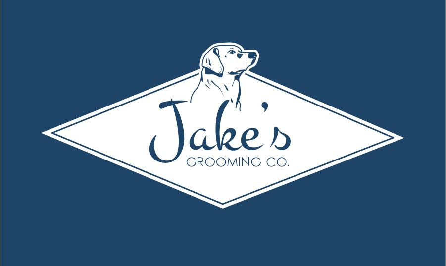 logo Jake's grooming