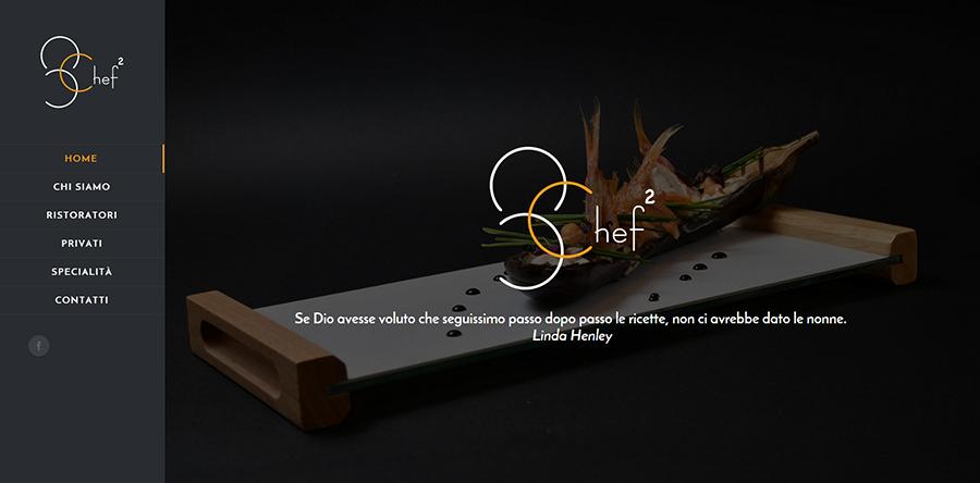 schermata sito Chef2